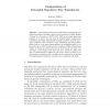 Compositions of extended top-down tree transducers