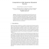 Computation in Sofic Quantum Dynamical Systems