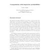 Computation with imprecise probabilities