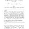 Computational analysis and learning for a biologically motivated model of boundary detection