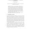 Computational Complexity of Constraint Satisfaction