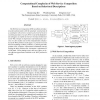 Computational Complexity of Web Service Composition Based on Behavioral Descriptions