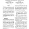Computational Indistinguishability: A Sample Hierarchy