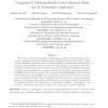Computational Indistinguishability Between Quantum States and Its Cryptographic Application