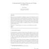 Computational processes, observers and Turing incompleteness