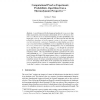 Computational Proof as Experiment: Probabilistic Algorithms from a Thermodynamic Perspective