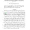 Computing theta functions in quasi-linear time in genus 2 and above