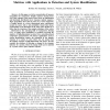 Concentration of measure inequalities for compressive Toeplitz matrices with applications to detection and system identification