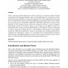 Conceptual design of www-based information systems