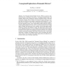 Conceptual Exploration of Semantic Mirrors