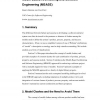 Conceptual Modeling Challenges for Model-Based Architecting and Software Engineering (MBASE)