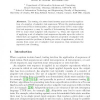 Concerning the Ordering of Adaptive Test Sequences