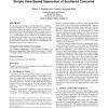 ConcernMapper: simple view-based separation of scattered concerns