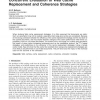 Concurrent Evaluation of Web Cache Replacement and Coherence Strategies