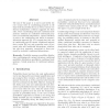 Conditional Independence Relations in Possibility Theory