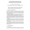 Consensus Making on the Semantic Web: Personalization and Community Support
