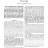 Consensus on asynchronous communication networks in presence of external input