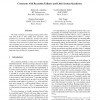 Consensus with Byzantine Failures and Little System Synchrony