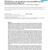 Considerations in the identification of functional RNA structural elements in genomic alignments