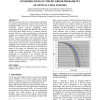 Considerations on the bit error probability of optical CDMA systems