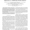 Constrained Power Management: Application to a multimedia mobile platform