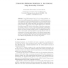 Constraint Database Solutions to the Genome Map Assembly Problem