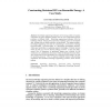 Constructing Decisional DNA on Renewable Energy: A Case Study