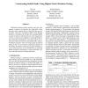 Constructing Subtle Faults Using Higher Order Mutation Testing