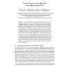 Constructing Treatment Portfolios Using Affinity Propagation