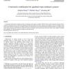 Constructive stabilization for quadratic input nonlinear systems