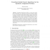 Consultant-guided search algorithms for the quadratic assignment problem
