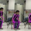 Context and observation driven latent variable model for human pose estimation