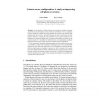 Context-Aware Configuration: A Study on Improving Cell Phone Awareness