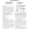 Context-based page unit recommendation for web-based sensemaking tasks