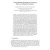 Context-Bounded Translations for Concurrent Software: An Empirical Evaluation