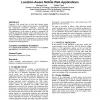 Context Modeling for Device- and Location-Aware Mobile Web Applications
