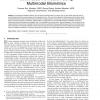 Continuous Verification Using Multimodal Biometrics