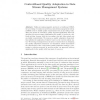 Control-Based Quality Adaptation in Data Stream Management Systems
