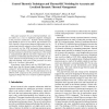 Control-Theoretic Techniques and Thermal-RC Modeling for Accurate and Localized Dynamic Thermal Management