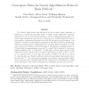 Convergence Rates for Greedy Algorithms in Reduced Basis Methods