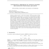 Convergence Thresholds of Newton's Method for Monotone Polynomial Equations