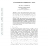 Cooperation with Complement is Better