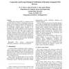 Cooperative and Group Testing in Verification of Dynamic Composite Web Services