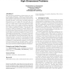 Cooperative micro-differential evolution for high-dimensional problems