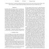 Cooperative spectrum sensing based on matrix rank minimization