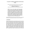 Cooperative Validation in Distributed Control Systems Design