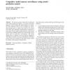 Coopetitive multi-camera surveillance using model predictive control
