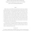 Coordinated Locomotion of Mobile Sensor Networks