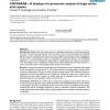 COPASAAR - A database for proteomic analysis of single amino acid repeats