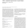 COPICA - independent component analysis via copula techniques